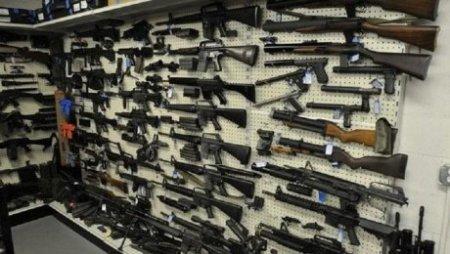 Оружейным магазинам РК предлагают обезопасить помещения от попыток захвата