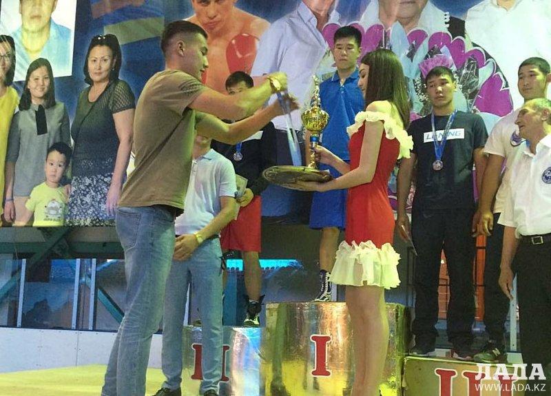 Боксер из Актау Бекзад Нурдаулетов завоевал золотую медаль на международном турнире в Костанае