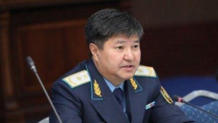 Генпрокурор предложил законодательные поправки по защите трудовых прав казахстанцев