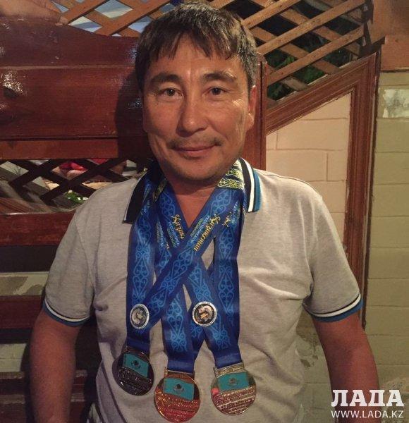 Сборная Мангистау заняла второе место на чемпионате Казахстана по подводной охоте в Кызылорде