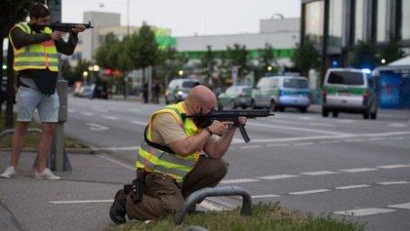Стрельбу в Мюнхене открыл немец иранского происхождения