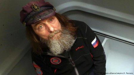 Федор Конюхов установил рекорд кругосветного путешествия