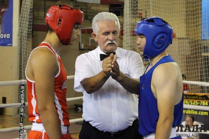 Боксеры из Актау завоевали три медали на международном турнире в Сербии
