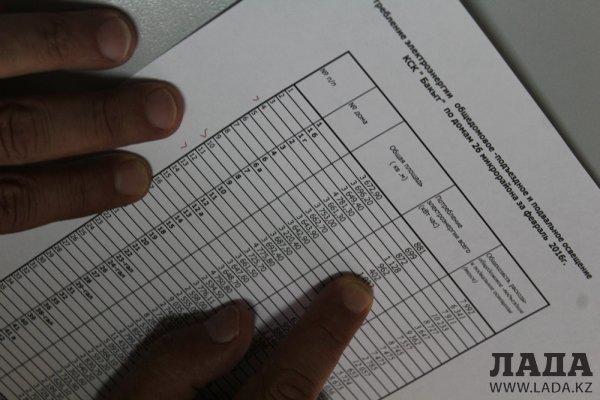 Ердос Алмырза: Общедомовые расходы по электроэнергии ТОО «МАЭК-Казатомпром» стало взымать напрямую с жителей 26 микрорайона Актау