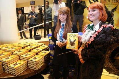 Новая книга о Гарри Поттере обогнала по популярности «Ромео и Джульетту»