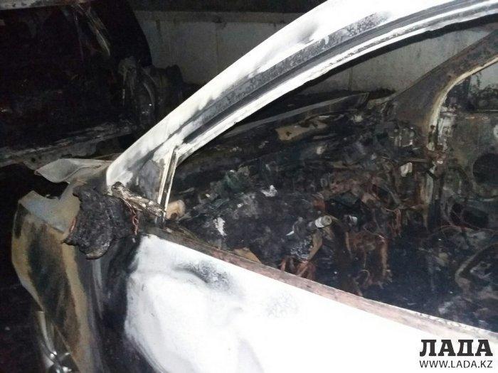 В Актау с начала 2016 года зарегистрирован 51 пожар
