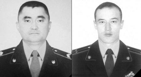 Скончались еще двое полицейских, пострадавших в результате теракта в Алматы