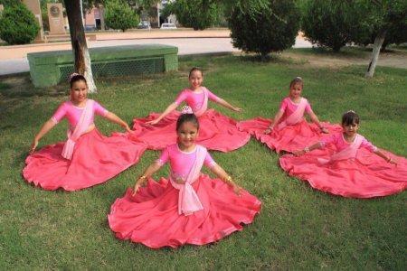 Танцоры студии «Life Style» из Актау завоевали призовые места на всемирной олимпиаде народного творчества в Грузии
