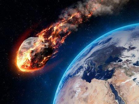 Огромный астероид может врезаться в Землю через 160 лет