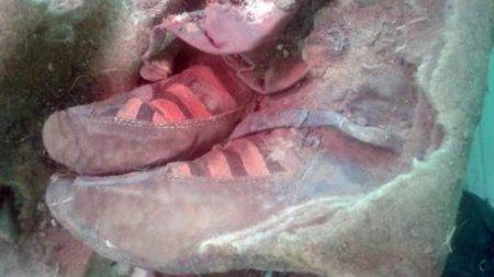 Раскрыта тайна 1500-летней мумии в кроссовках Adidas