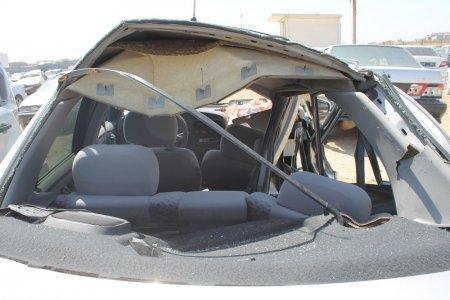 В ДТП на автодороге Актау - аэропорт погибла 30-летняя девушка