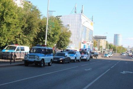 Ограбивший отделение в Астане угрожал взрывным устройством - Kaspi bank