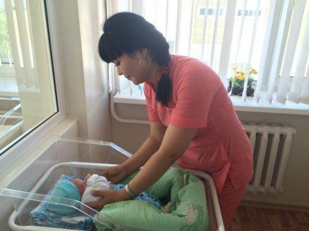В Казахстане запущен инновационный сервис для новорожденных