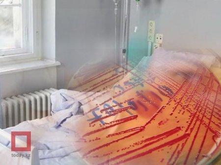 С подозрением на сибирскую язву в больницу в Караганде доставлена пенсионерка