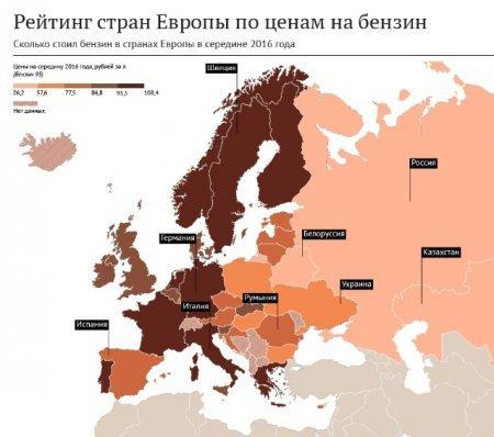В Казахстане резко взлетели цены на солярку