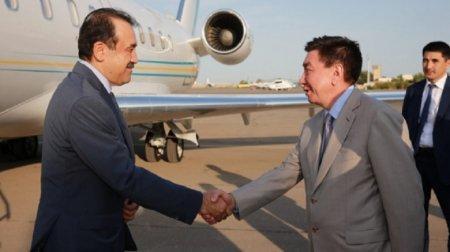 Карим Масимов проверил систему безопасности аэропорта Актау