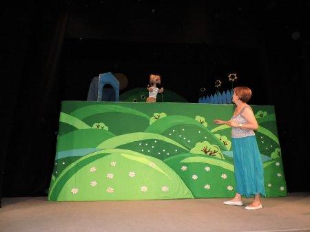 Труппу Мангистауского театра кукол пополнили молодые актеры из Астаны