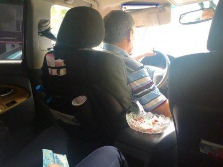 Алматинский таксист рассказал о внезапно свалившейся славе после поста в соцсетях