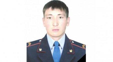 Скончался еще один полицейский, пострадавший при стрельбе в Алматы