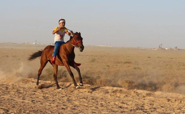 Хамза Беймырзаев стал победителем конно-спортивных соревнований в Мангистау
