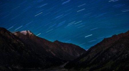 Где и когда казахстанцы смогут наблюдать звездопад Персеиды