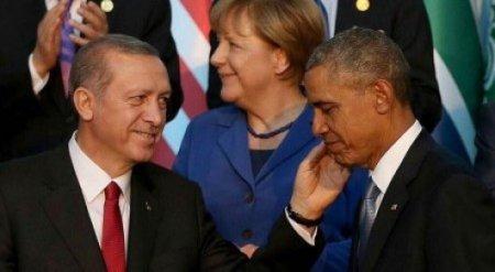 Эрдоган выдвинул ультиматум США