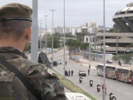 В Олимпийской деревне в Рио прогремел взрыв