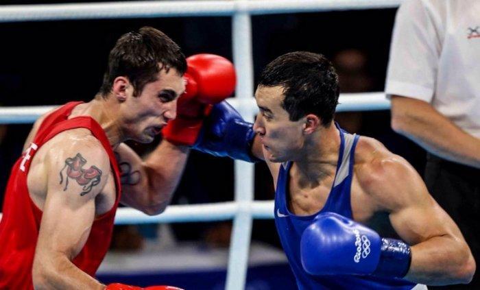 Адильбек Ниязымбетов пробился в полуфинал Олимпиады в Рио