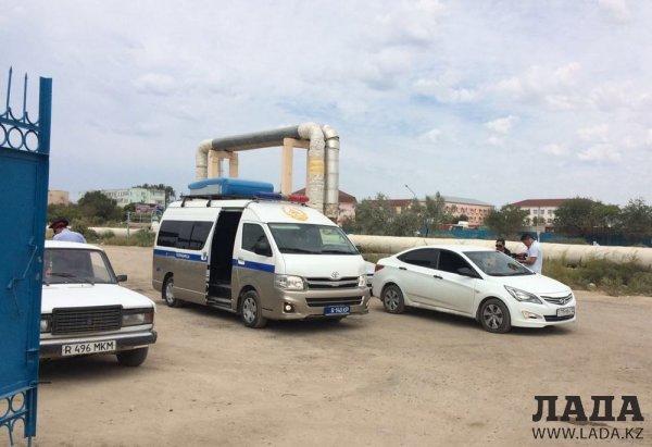В Актау за три дня акции «Должник-2016» на штрафную стоянку водворили 26 автомобилей