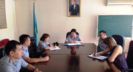 Женщина впервые возглавила военную организацию в Казахстане