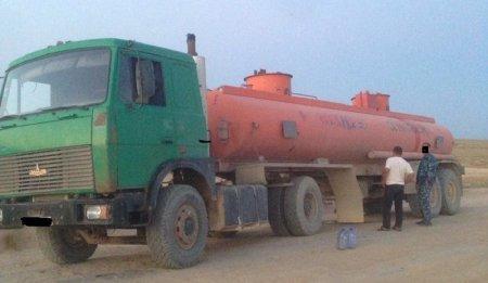 Полицейские Мангистау выявили три факта незаконной перевозки дизельного топлива в области