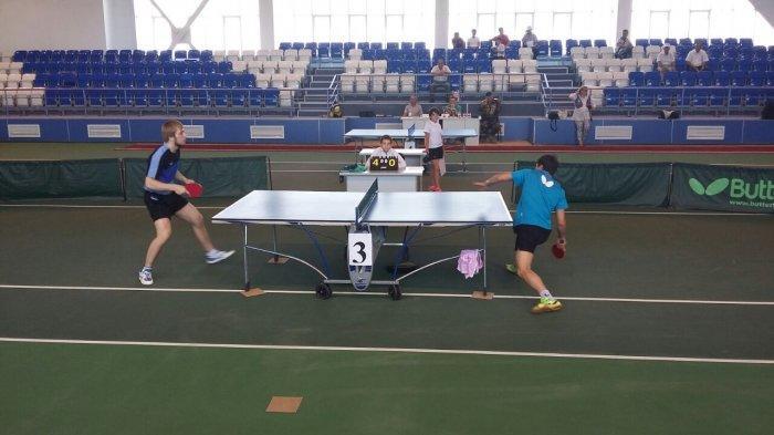 В Актау определили победителей республиканского турнира по настольному теннису