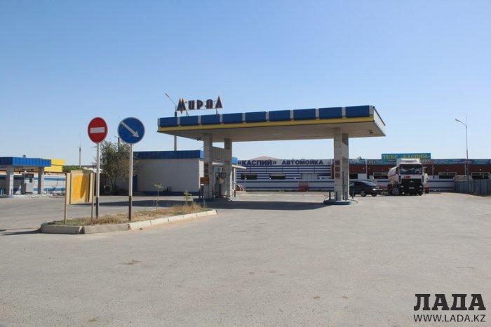 Ситуация на газовых заправках Актау остается напряженной