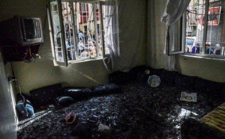 Взрыв прогремел у полицейского участка в Турции, есть погибшие