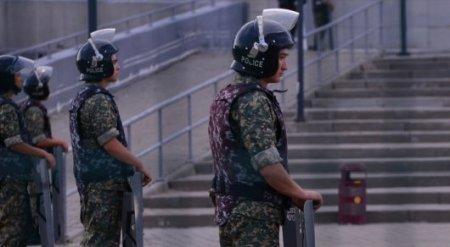 Антитеррористические учения проходят в Таразе