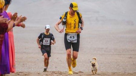 Поступок австралийского марафонца восхитил мировые СМИ