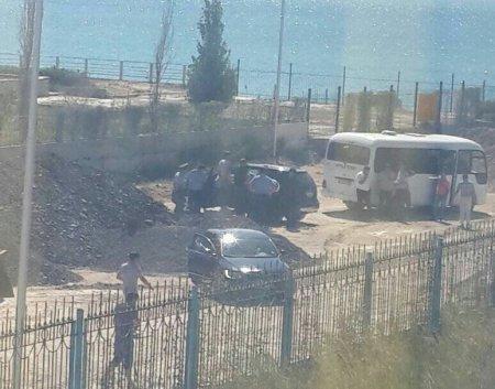 Жители Актау сообщают в социальных сетях о задержании предполагаемого насильника