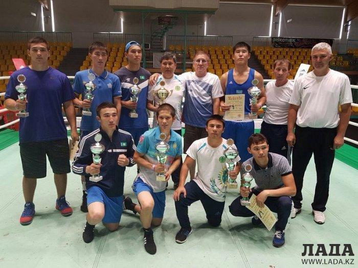 Боксер из Актау Бекзад Нурдаулетов завоевал золотую медаль на международном турнире