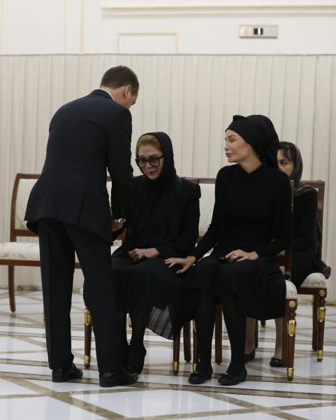 Гульнара Каримова не присутствовала на похоронах отца - СМИ