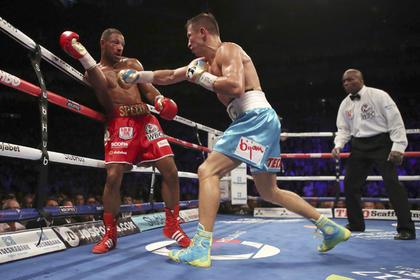 Британскому боксеру Бруку потребуется операция после боя с Головкиным
