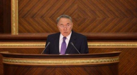 Террористическая угроза стала реальностью для Казахстана - Назарбаев