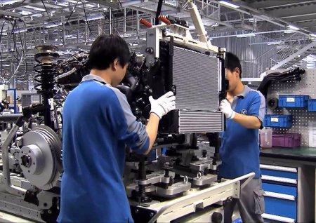 Китай переносит производственные мощности в Казахстан