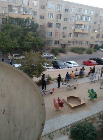 В Актау эвакуировали жителей 31 дома 14 микрорайона
