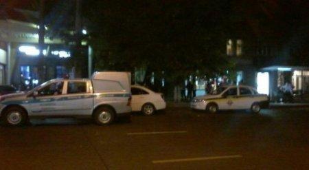 Вооруженный мужчина напал на банк в Алматы