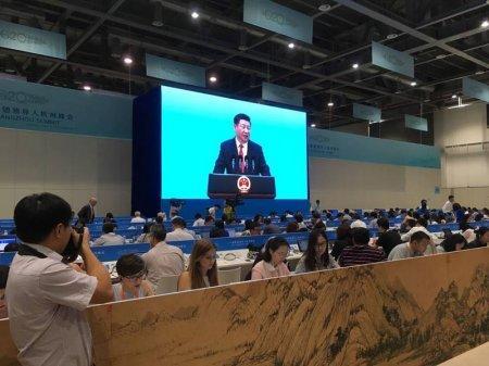 В Китае начался саммит G20 с участием Нурсултана Назарбаева