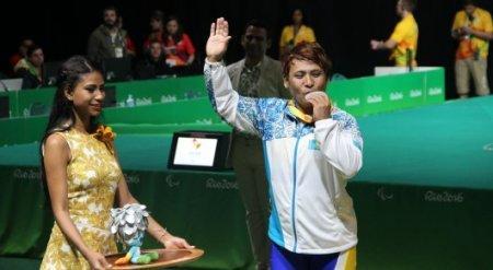 Вторую медаль Казахстану на Паралимпиаде в Рио принесла Раушан Койшибаева