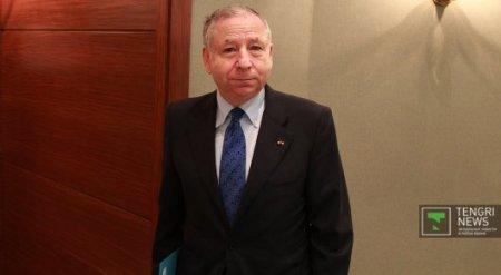 Президент FIA: Ситуация на дорогах Казахстана такая же, как во Франции 40 лет назад
