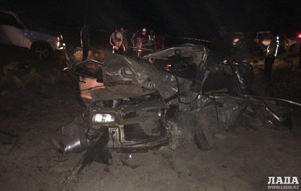 В Мангистау за восемь месяцев в авариях погибло 10 детей