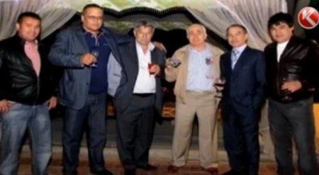 КТК показал шокирующие кадры, снятые телохранителями Тохтара Тулешова