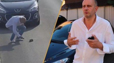 """Спасший котенка на трассе в Калининграде оказался уроженцем Караганды: """"Этого потребовали мои дети"""""""